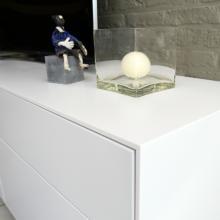 Strak en modern interieur op maat