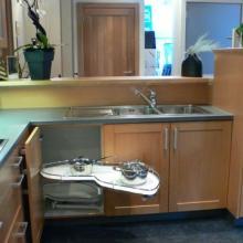 Keuken K2000 opbergsysteem