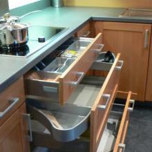 Cuisine K2000 tiroirs
