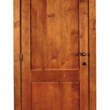 Porte intérieure red alder
